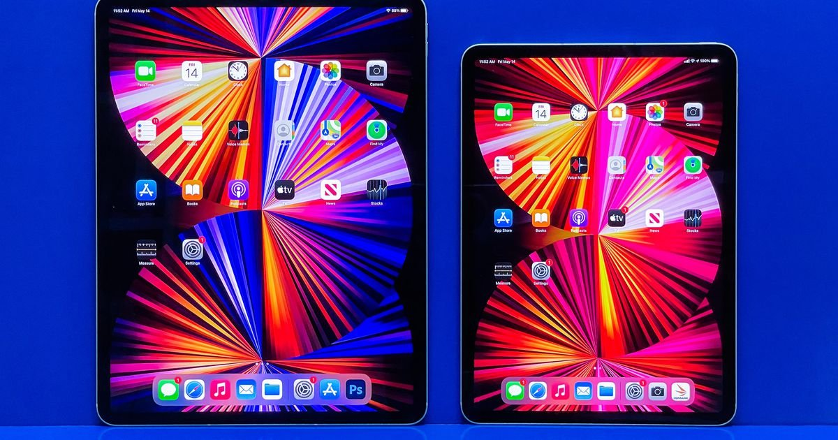 Huge Apple savings: $100 off the latest iPad Pro, $200 price cut on M1 MacBook Pro and more