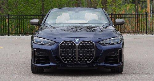 2021 BMW M440i Convertible: Droptop fun plus driving refinement