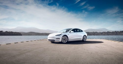 Tesla Model 3 is now a $40,000 EV, unless you choose white