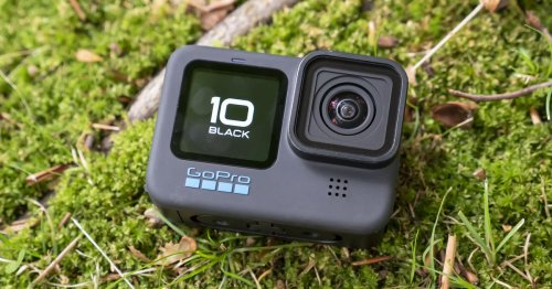GoPro Hero 10 Black review: More of what makes GoPros great