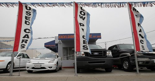 You thought new cars were expensive? The average used car price is also absurd
