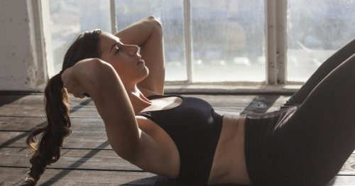 How to lose belly fat: Stop with the crunches and change your diet instead
