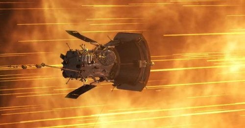 NASA solar probe zooms past Venus and smashes two wild space records -- again