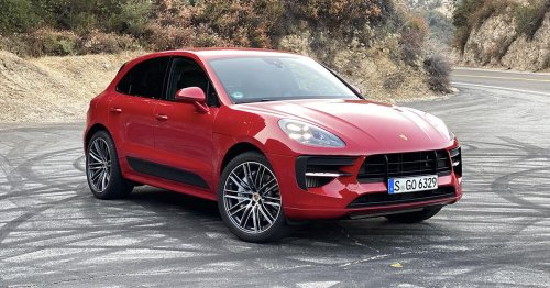 Updated Porsche Macan arriving later this year
