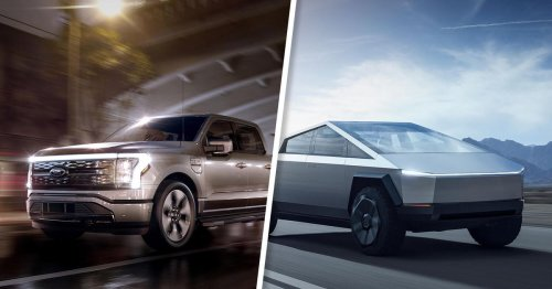 Ford F-150 Lightning vs. Tesla Cybertruck: Comparing these EV trucks' best features