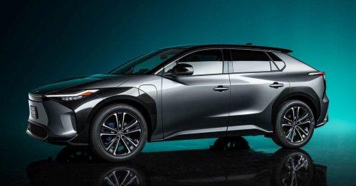 Toyota BZ4X EV concept is US-bound, launches new 'Beyond Zero' branding