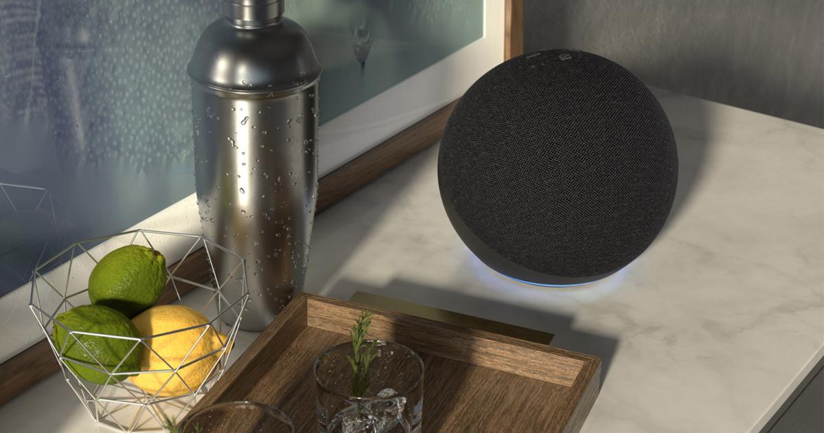 Amazon Echo: Alexa's new smart speaker home just got a bold redesign