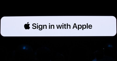 Sign In with Apple is a must for iPhone users. Here's how it works