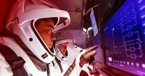 SpaceX rockets fly with software you can find on your Android phone