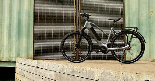 Gazelle Ultimate C380 Plus HMB isn't your average e-bike