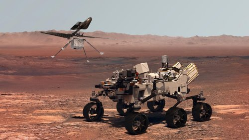 A year in the life of NASA's Mars Perseverance rover - Video