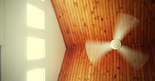 The amazing ceiling fan trick you need to try this summer