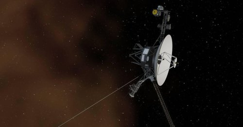 NASA's Voyager 1 detects faint, monotone hum beyond our solar system