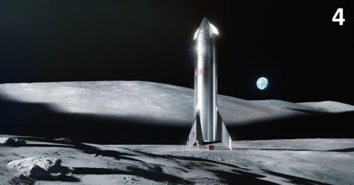 NASA selects SpaceX and Starship to send Artemis astronauts to the moon