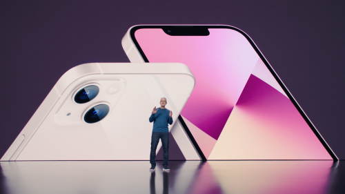 Everything we saw Apple announce at the iPhone 13 event this week