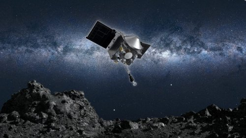 NASA reveals secrets of near-Earth asteroid Bennu ahead of daring heist