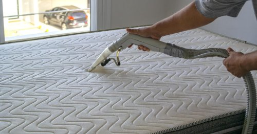 How to clean a mattress: 6 simple tips