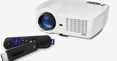 Wednesday's top deals: $56 mini massage gun, $78 Roku projector, $205 Sony WH-1000XM4