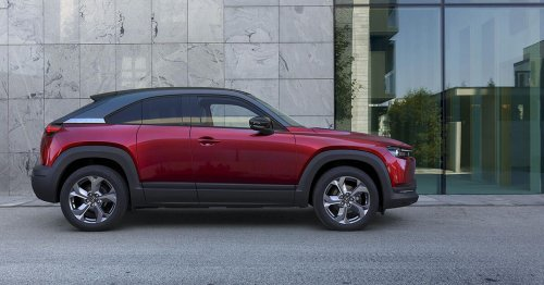 Mazda commits to fully electrified lineup by 2030