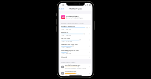 Apple privacy updates tell you more about how apps use your data