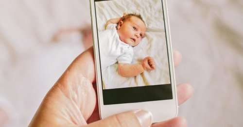 These are the baby apps that helped me survive being a new mom