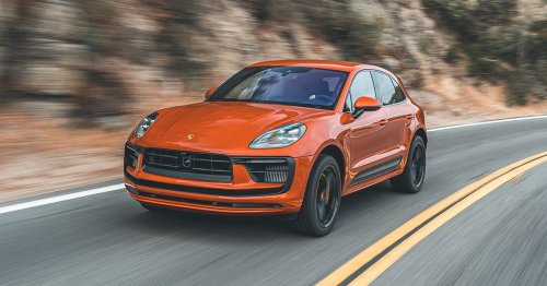 2022 Porsche Macan S first drive review: S is for sweet spot