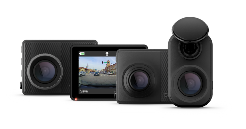Garmin announces 4 new dash cams with cloud-connected storage