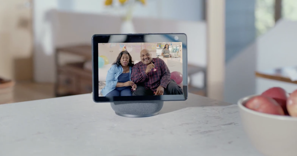 Amazon's new Echo Show 10 keeps watch with panning camera