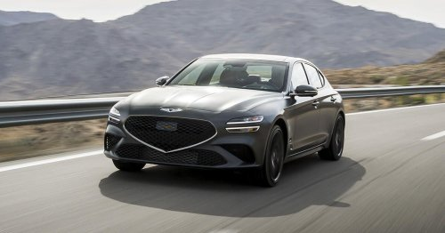 2022 Genesis G70 first drive review: New enough for now