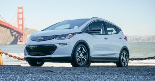 Chevy Bolt EV owners: Park away from other cars due to fire risk