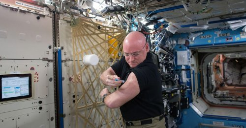 NASA is figuring out how to feed astronauts heading to Mars