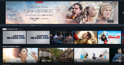 Amazon Prime Video Channels: Everything you need to know