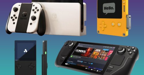 2021 is the Year of the Gaming Handheld