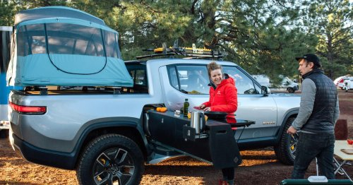 Rivian is launching its own insurance company