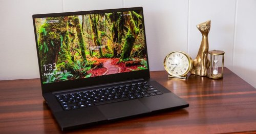 Razer Blade 14 (2021) review: A mighty mite of a gaming laptop