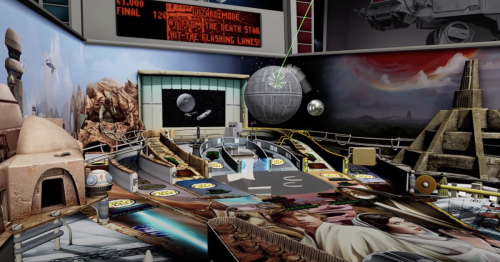 Star Wars Pinball in VR is our new favorite virtual reality escape