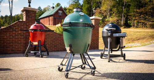 The best kamado grills for 2021