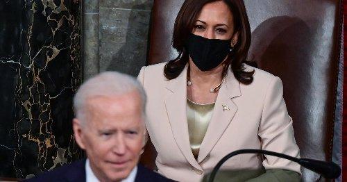 President Biden taps Kamala Harris to lead effort to close digital divide