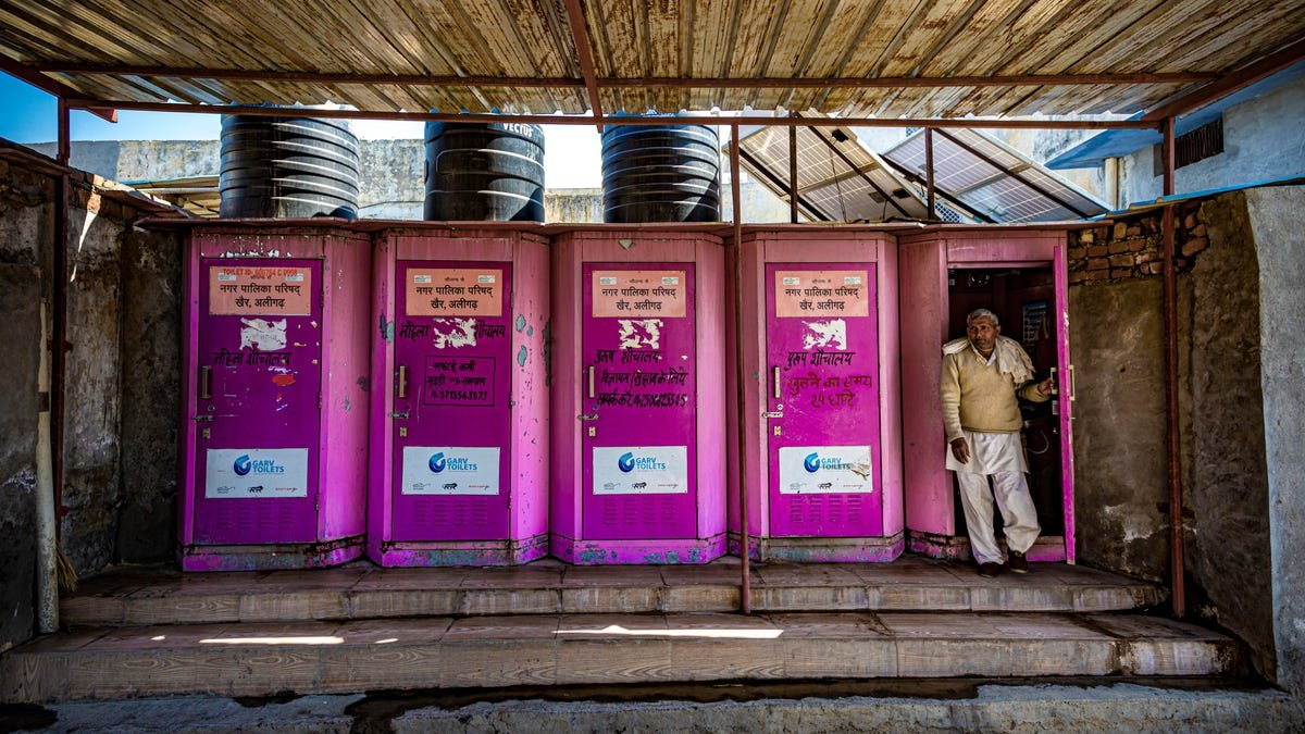 India's sanitation is broken, but there's a plan to clean it up