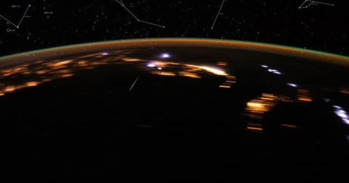 How to watch the 2021 Lyrid meteor shower, active now