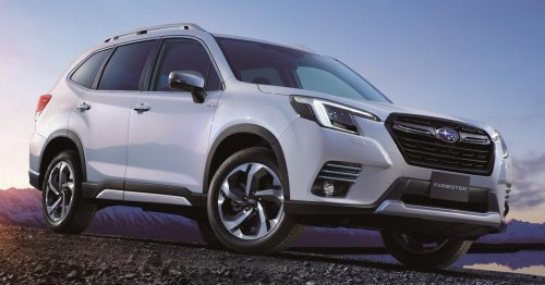 Subaru's Japanese-market Forester gets a facelift, but will we see it in the US?