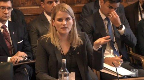 Facebook whistleblower Frances Haugen testifies at UK Parliament (opening remarks) - Video