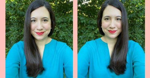 Mirror your iPhone front camera for better selfies in iOS 14. Here's how to make the flip
