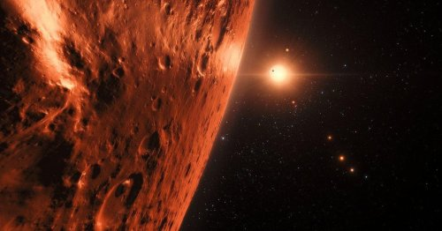 If there are aliens in nearby star systems, they may have already spotted Earth