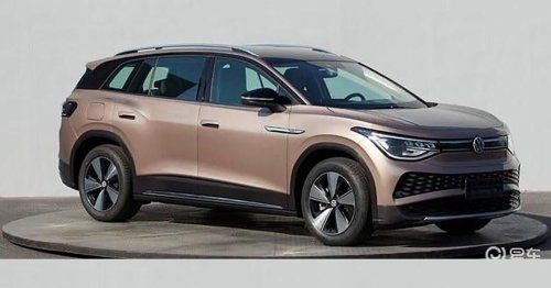 Volkswagen ID 6 photos leak, show off new EV for China
