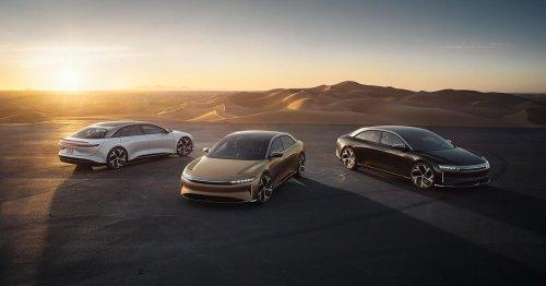 Lucid Motors will go after Tesla during Elon Musk's SNL episode