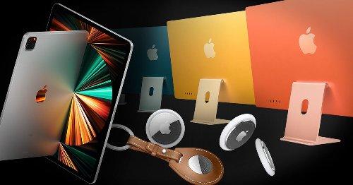 Apple brings back colorful iMacs, boosts iPad Pro - Video