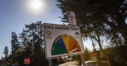 Don't delay when preparing your home for wildfire season