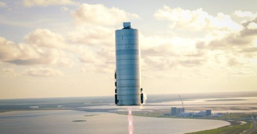 SpaceX is planning a resort at its Texas launch facility, job posting reveals