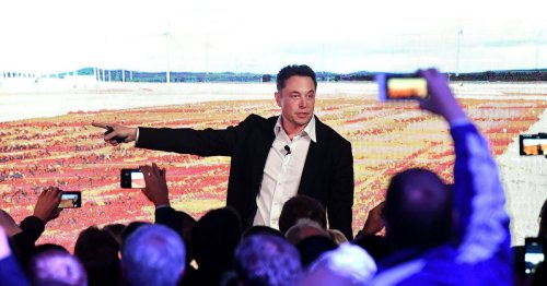 Tesla just built the world's largest battery, thanks to a bet